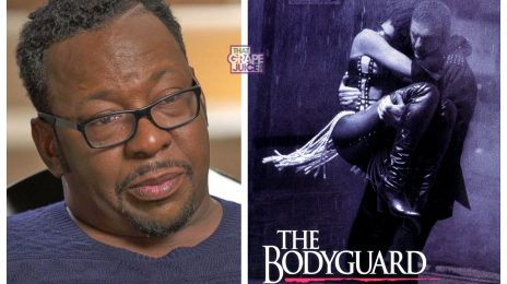 Bobby Brown Believes 'Bodyguard' Remake Is a 'Bad Move'