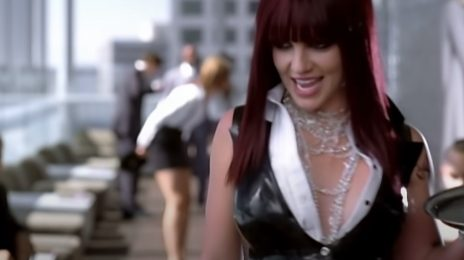 From The Vault: Britney Spears - 'Womanizer'