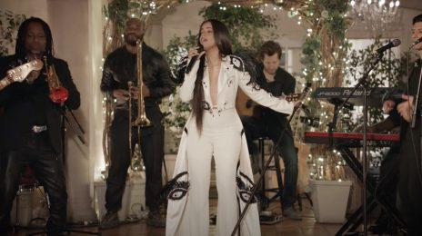 Camila Cabello Blazes BBC Radio 1's Live Lounge With 'Don't Go Yet' & More