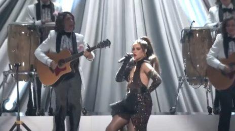 Camila Cabello Blazes Billboard Latin Music Awards With 'Don't Go Yet' Performance