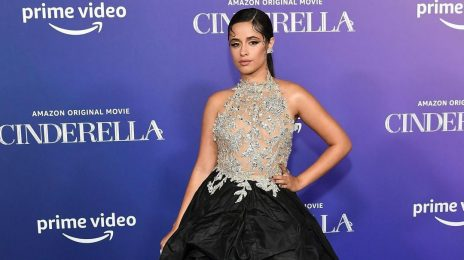 Camila Cabello Sparkles at 'Cinderella' Movie Premiere