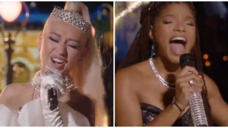 Watch: Christina Aguilera & Halle Bailey Soar in Preview for 'The Most Magical Story on Earth: 50 Years of Walt Disney World'