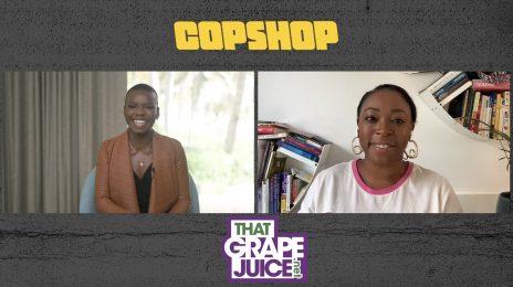 Exclusive: Alexis Louder Talks 'CopShop' Movie & More