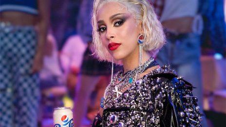 Watch:  Doja Cat Stars in Epic Pepsi Commercial