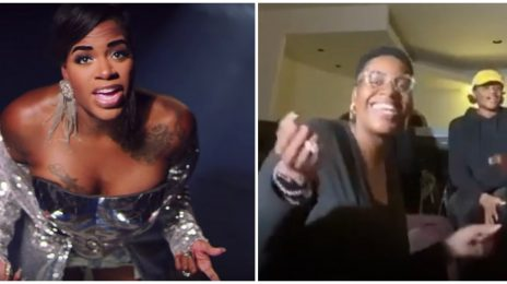 Watch: Fantasia WOWS With 'When I See You' Acoustic Performance