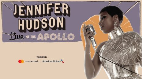 Watch:  Jennifer Hudson Sings Aretha Franklin's Greatest Hits 'Live at the Apollo' [Full Concert]