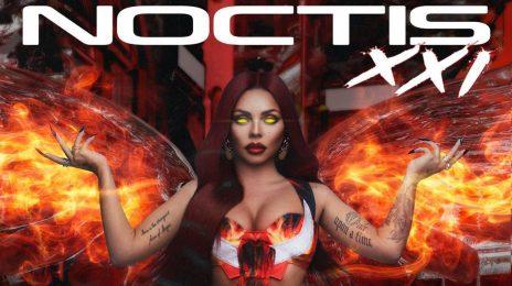 Jesy Nelson Covers Noctis Magazine