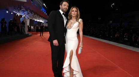 Jennifer Lopez & Ben Affleck Make Romantic Red Carpet Debut at Venice Film Festival