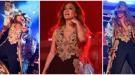 Watch: Jennifer Lopez Electrifies Global Citizen Live [Performances]