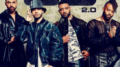 JLS Announce New Album '2.0' / Release Single 'Eternal Love' (Written by Ed Sheeran)