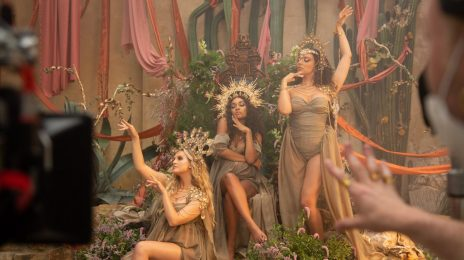 Behind The Scenes: Little Mix's 'Love (Sweet Love)' Video