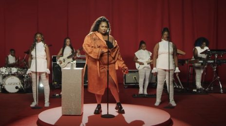 Watch: Lizzo Blazes BBC Radio 1's Live Lounge With 'Rumors' & BTS' 'Butter'