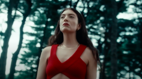 Watch: Lorde Sizzles With Cover Of Britney Spears' 'Break The Ice'