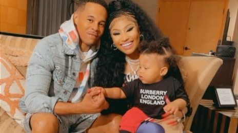 Nicki Minaj Shares New Pictures & Videos of Baby Son