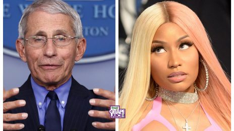 Fauci on Nicki Minaj's Vaccine Rant: 'She Should Think Twice About Propagating' Misinformation