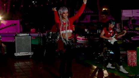 Watch: Rico Nasty Rocks NPR's Tiny Desk Concert With 'Magic,' 'OHFR,' & More
