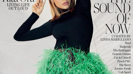 Rita Ora Covers Vogue Australia / Spills on New Album