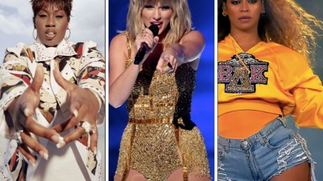 Rolling Stone Unveils The Greatest Songs Of All Time: Beyonce, Missy Elliott, & Taylor Swift Make The Cut