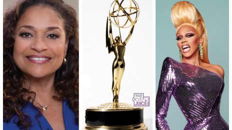 RuPaul, Debbie Allen Become Most Awarded People of Color in EMMY History...On the Same Night!