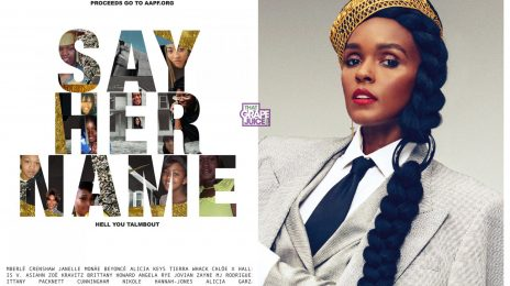 'Say Her Name':  Janelle MonáeReleases 17-Minute Song to Protest Police Brutality Against Black Women [Listen]