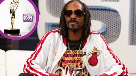 Snoop Dogg Slams #EMMYs for Lack of Racial Diversity:  'F*ck These Bullsh*t Award Shows'