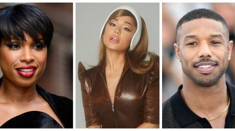 Jennifer Hudson Wants To Star in Disney's 'Hercules' Live Action Remake with Michael B. Jordan & Ariana Grande