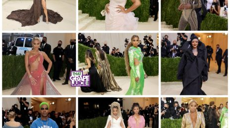 Rihanna, Lil Nas X, Chloe x Halle, Megan Thee Stallion, & More Turn Heads at 2021 Met Gala [Photos]