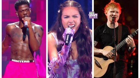 Performances: 2021 MTV #VMAs [Watch]