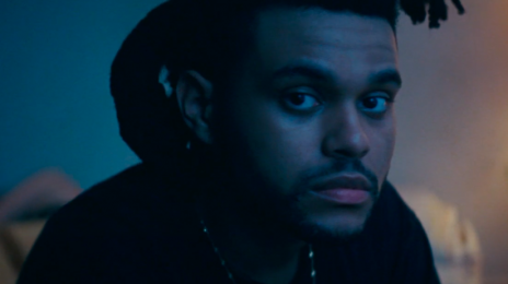 New Video: The Weeknd 'Can't Feel My Face (Alternate Video)'