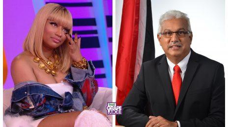 Trinidad and Tobago Health Minister Denies Nicki Minaj's Claim Vaccines Cause Swollen Testicles