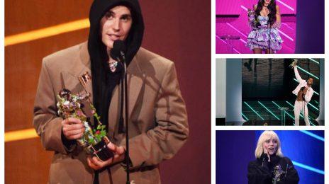 Winner's List:  2021 MTV #VMAs [Full]