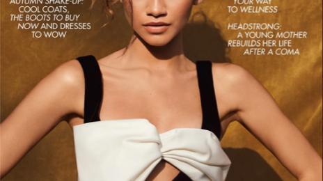 Zendaya Stuns For British Vogue