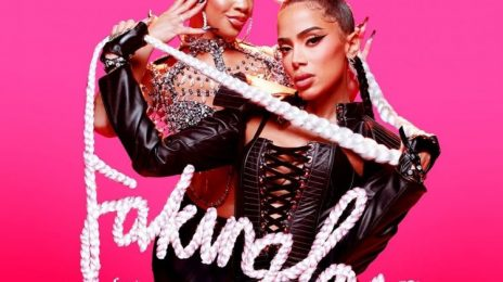 New Song:  Anitta - 'Faking Love' (featuring Saweetie)