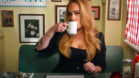 """Watch: Adele Takes """"The Ultimate British Test"""" & Settles 'Hello' Debate For British Vogue"""