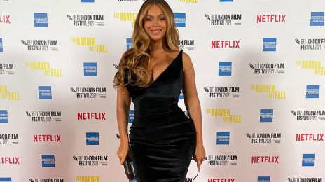 Beyonce STUNS at 'The Harder They Fall' Premiere at the London Film Festival