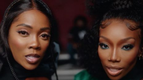 Tiwa Savage & Brandy Unwrap Preview of 'Somebody's Son' Video