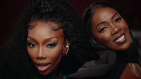 New Video: Tiwa Savage & Brandy - 'Somebody's Son'