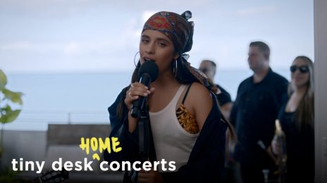 Watch:  Camila Cabello Rocks NPR's Tiny Desk Concert with 'Havana,' 'Don't Go Yet,' & More