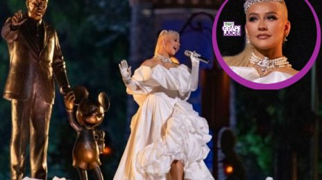 Watch:  Christina Aguilera Rocks Disney's 50th Anniversary Special with 'Reflection' & More
