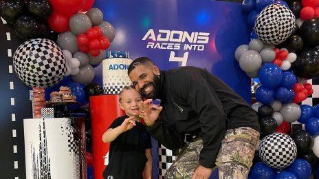 Drake Celebrates Son Adonis' 4th Birthday In Style