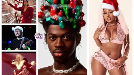 Lil Nas X, Doja Cat, Dua Lipa, Megan Thee Stallion, & More To Rock 2021 Jingle Ball Tour