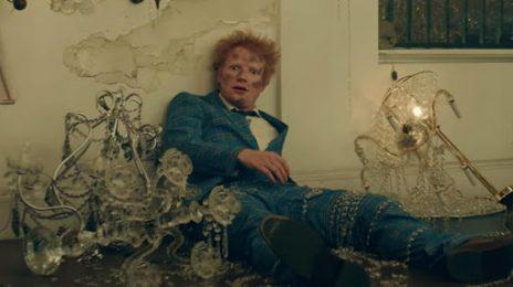 Chart Check [Hot 100]: Ed Sheeran Nabs 9th Top 10 Hit with 'Shivers'