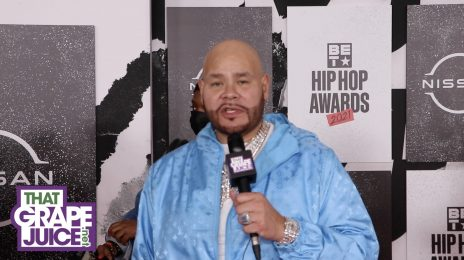 Exclusive: Fat Joe Remembers Notorious B.I.G at the BET Hip Hop Awards 2021