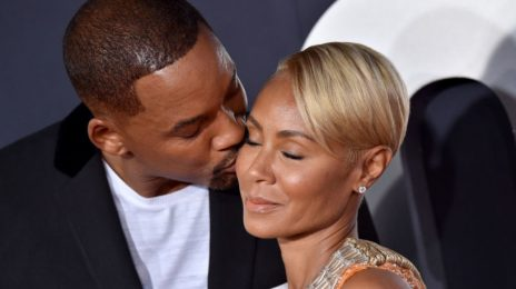 After Backlash, Jada Pinkett Smith Shuts Down Reports She & Will Smith Have Trouble in the Bedroom