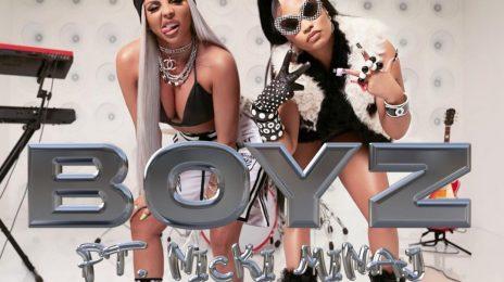 Jesy Nelson Reveals 'Boyz (ft. Nicki Minaj)' Release Date & Cover