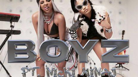 New Video:  Jesy Nelson - 'Boyz' (featuring Nicki Minaj)
