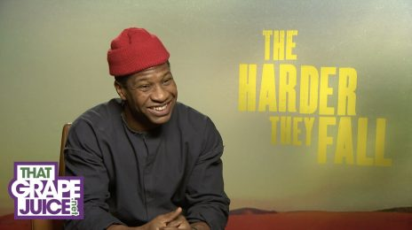 Exclusive: Jonathan Majors on Playing Nat Love in Netflix Epic 'The Harder They Fall'