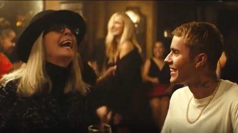 New Video:  Justin Bieber - 'Ghost' (starring Diane Keaton)