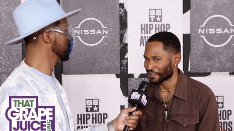 Exclusive: Kaytranada on BET Hip Hop Awards Nomination & More