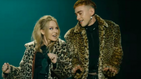 New Video: Kylie Minogue - 'A Second To Midnight' (featuring Years & Years)